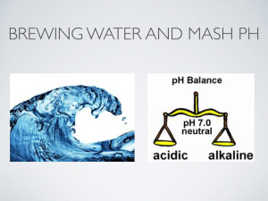 Brewing Water and Mash PH.001
